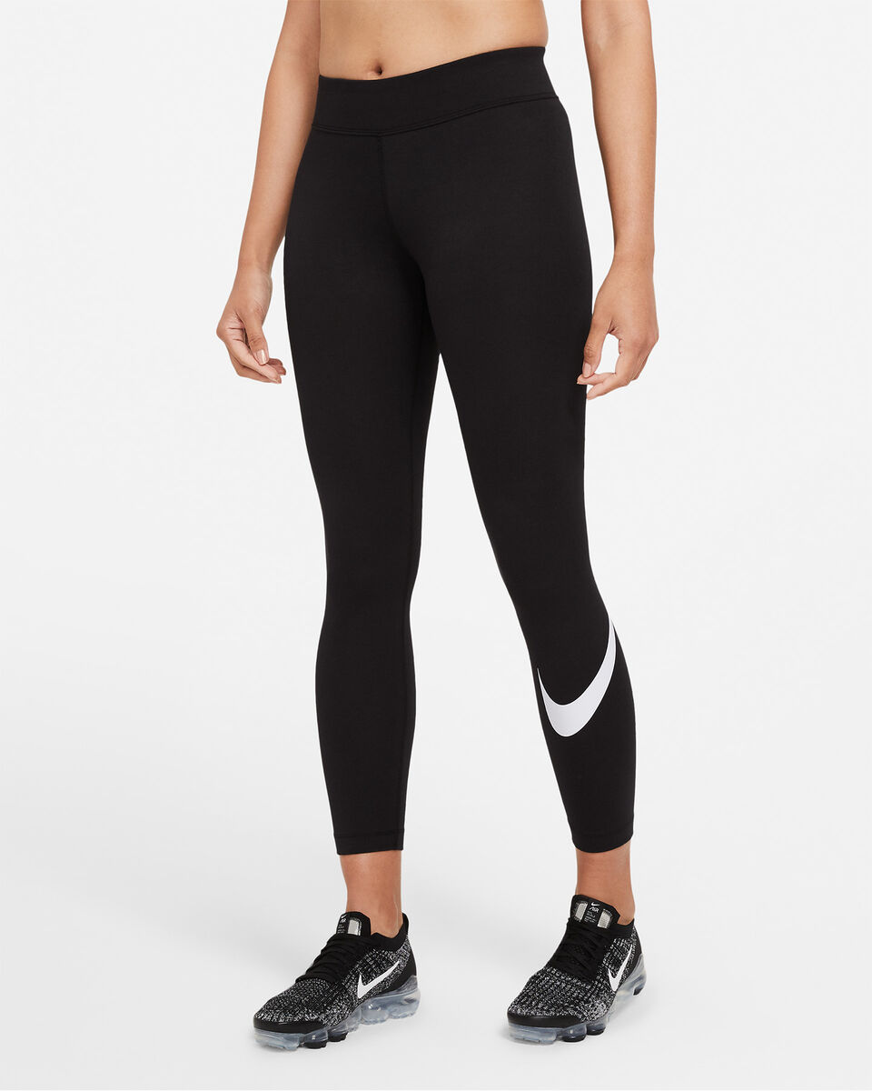 Leggings NIKE JSTRETCH SWOOSH W S5269778 scatto 0