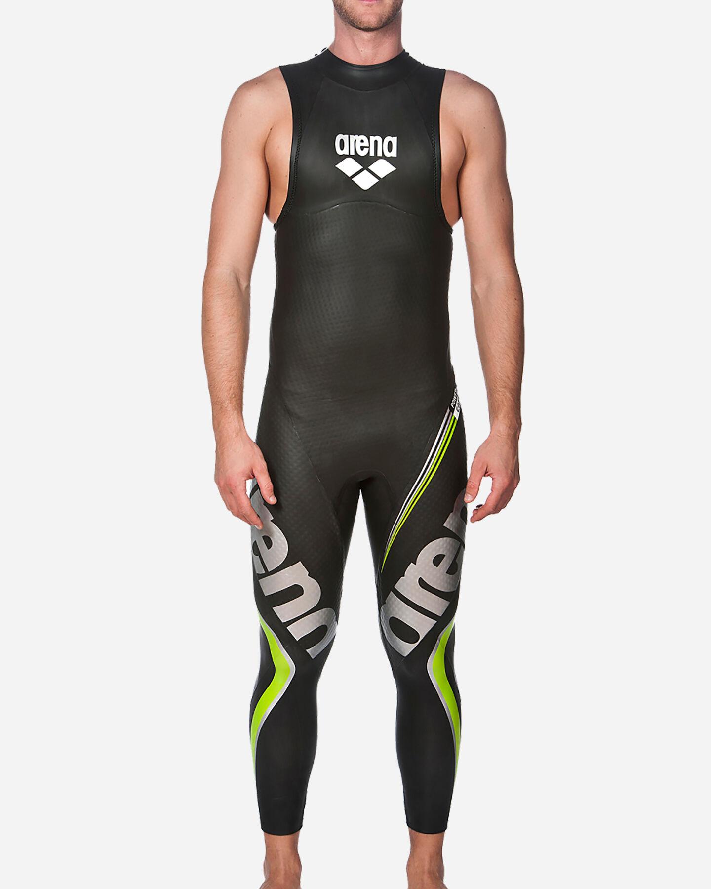 Costume piscina ARENA TRIWETSUIT CARBON M S5042757 scatto 2