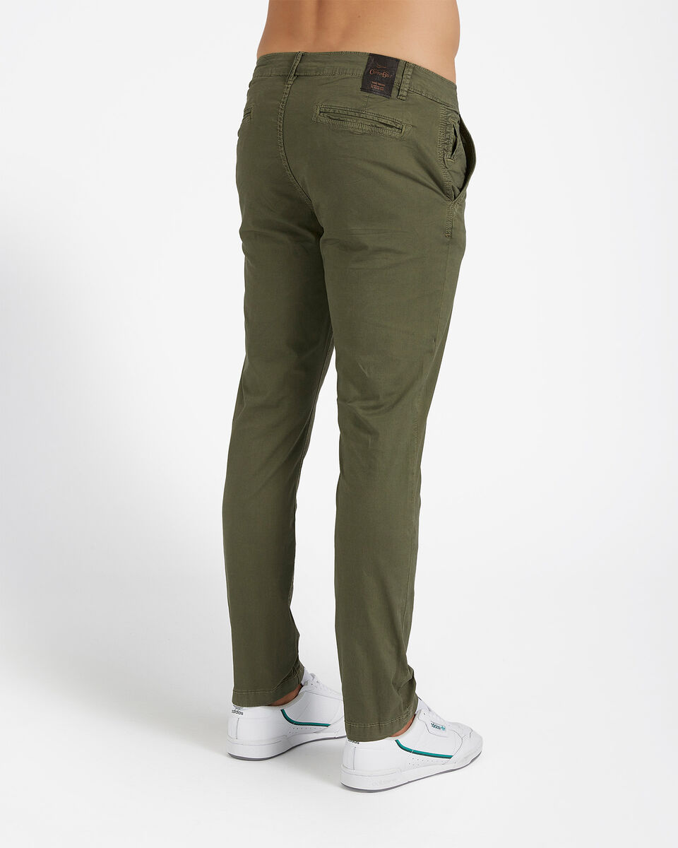 Pantalone COTTON BELT CHINO SLIM M S5182785 scatto 1