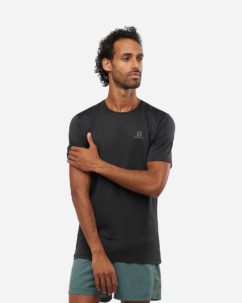 T-Shirt SALOMON AGILE TRAINING M S5173875 scatto 1
