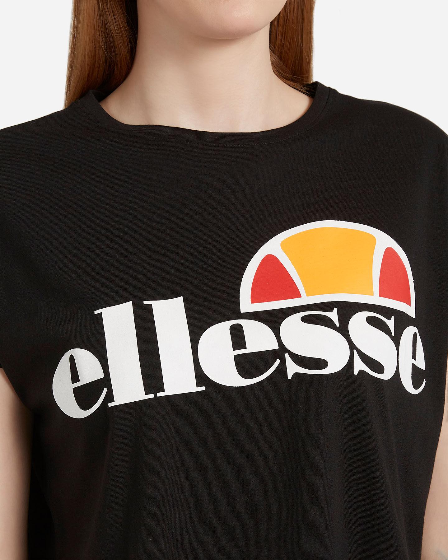 T-Shirt ELLESSE LOGO W S4074587 scatto 4