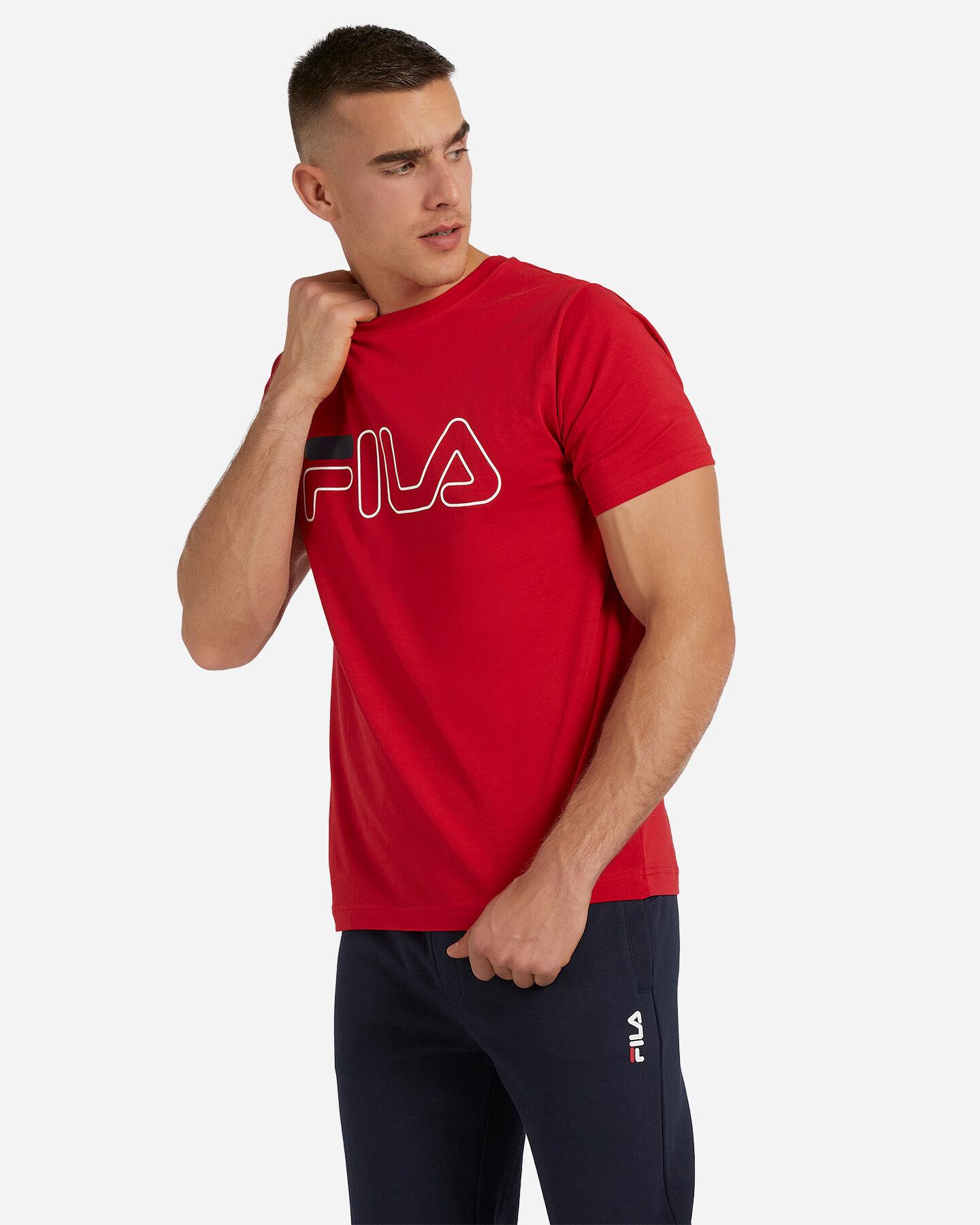 T-Shirt FILA BIG LOGO M S4067076 scatto 0