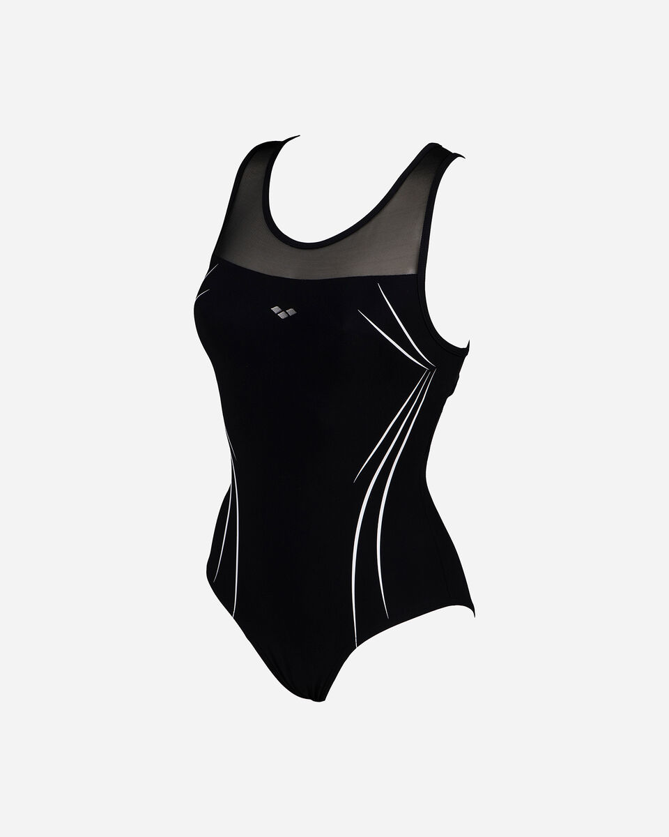 Costume piscina ARENA JULIE CROSS BACK W S5265042 scatto 0
