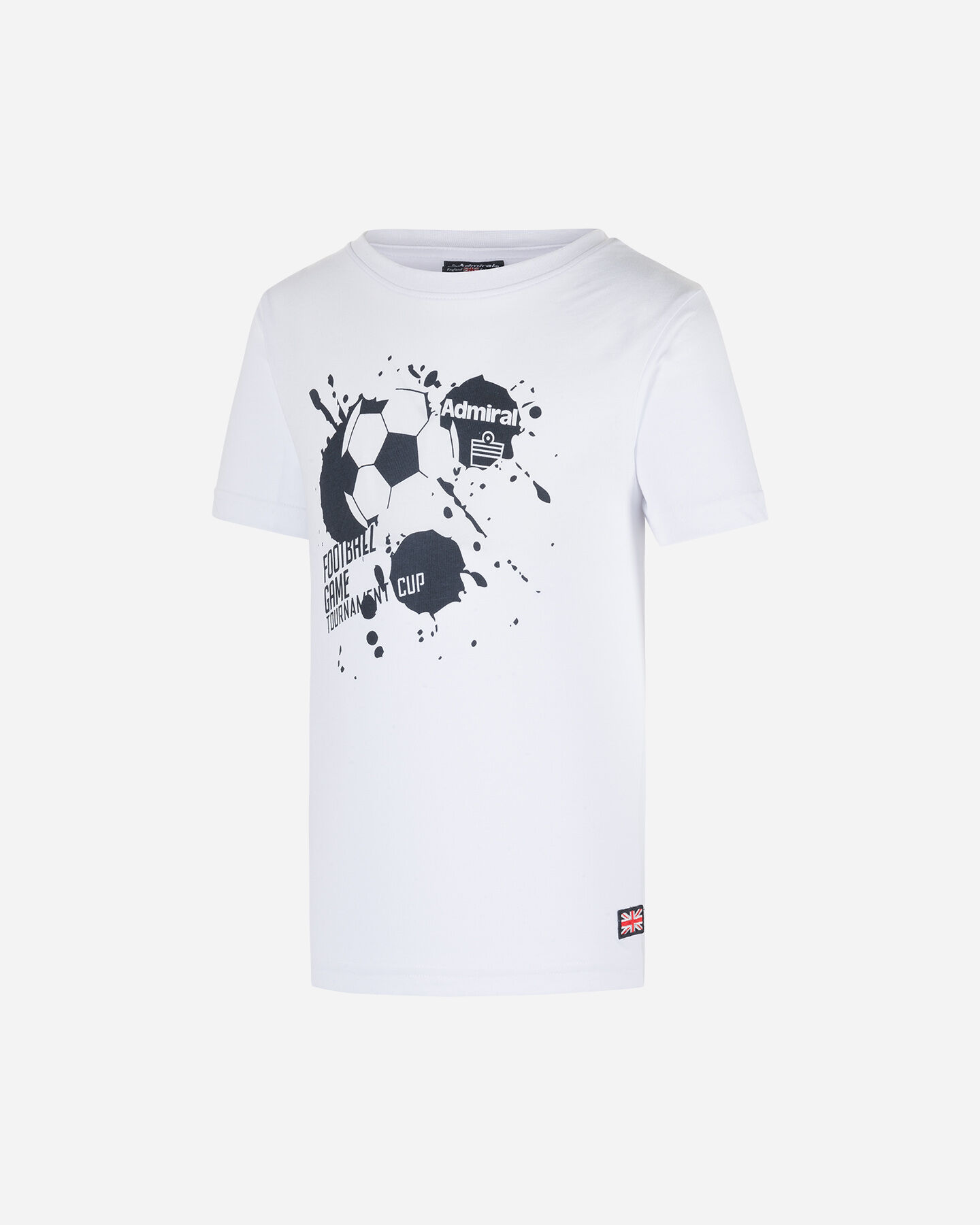 T-Shirt ADMIRAL KICK SPLASH JR S4075694 scatto 0