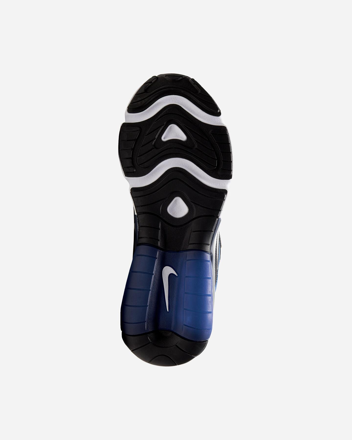 Scarpe sneakers NIKE AIR MAX 200 GS JR S5161546 scatto 2