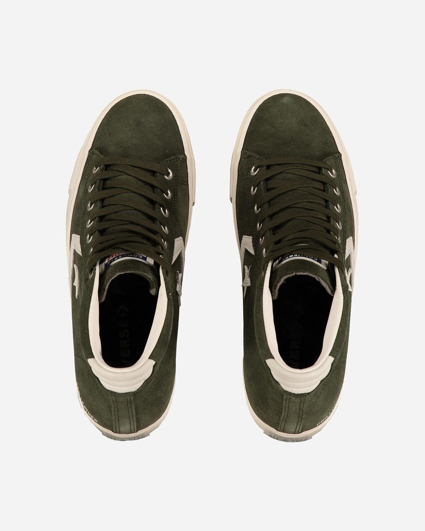 Scarpe Sneakers Converse Pro Leather Vulc Mid M 162755C | Cisalfa ...