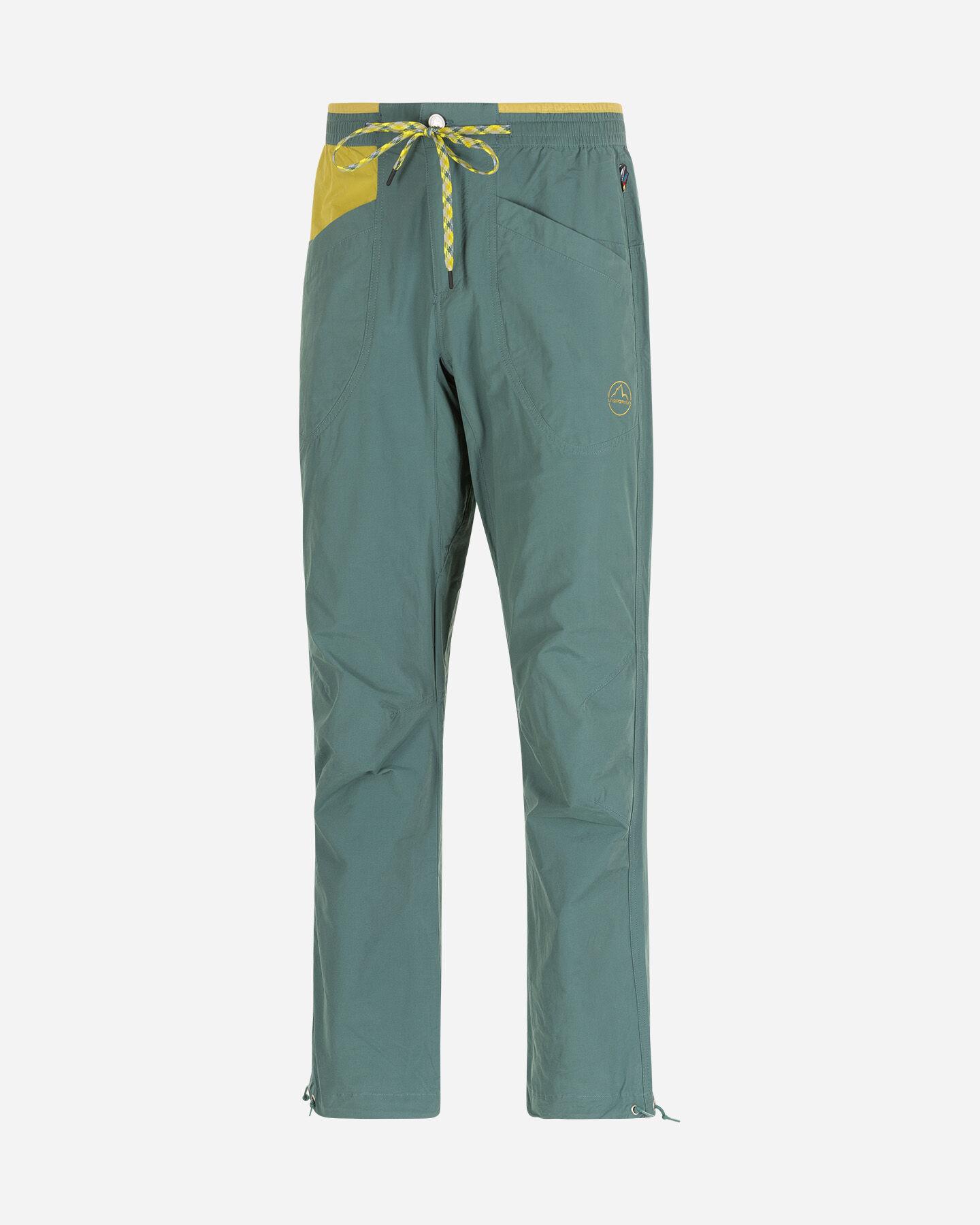 Pantalone outdoor LA SPORTIVA CRIMPER M S5198522 scatto 0