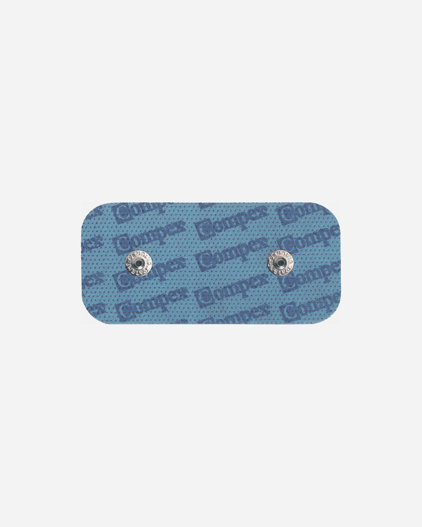 Accessorio elettrostimolatore COMPEX SNAPS GRANDI 5X10 S0437926|1|UNI scatto 0
