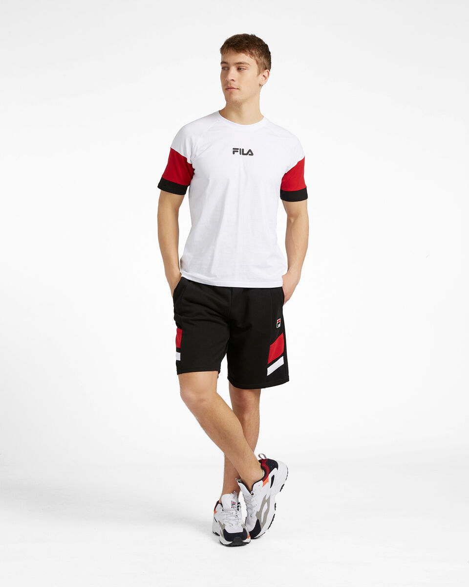 T-Shirt FILA NEW COLOR BLOCK M S4088467 scatto 1