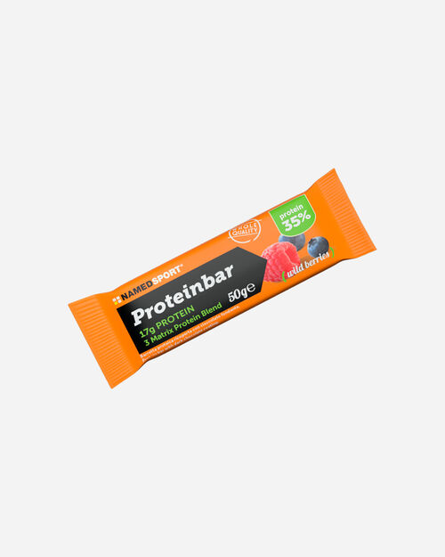 Energetico NAMED SPORT PROTEINBAR WILD BERRIES 50G