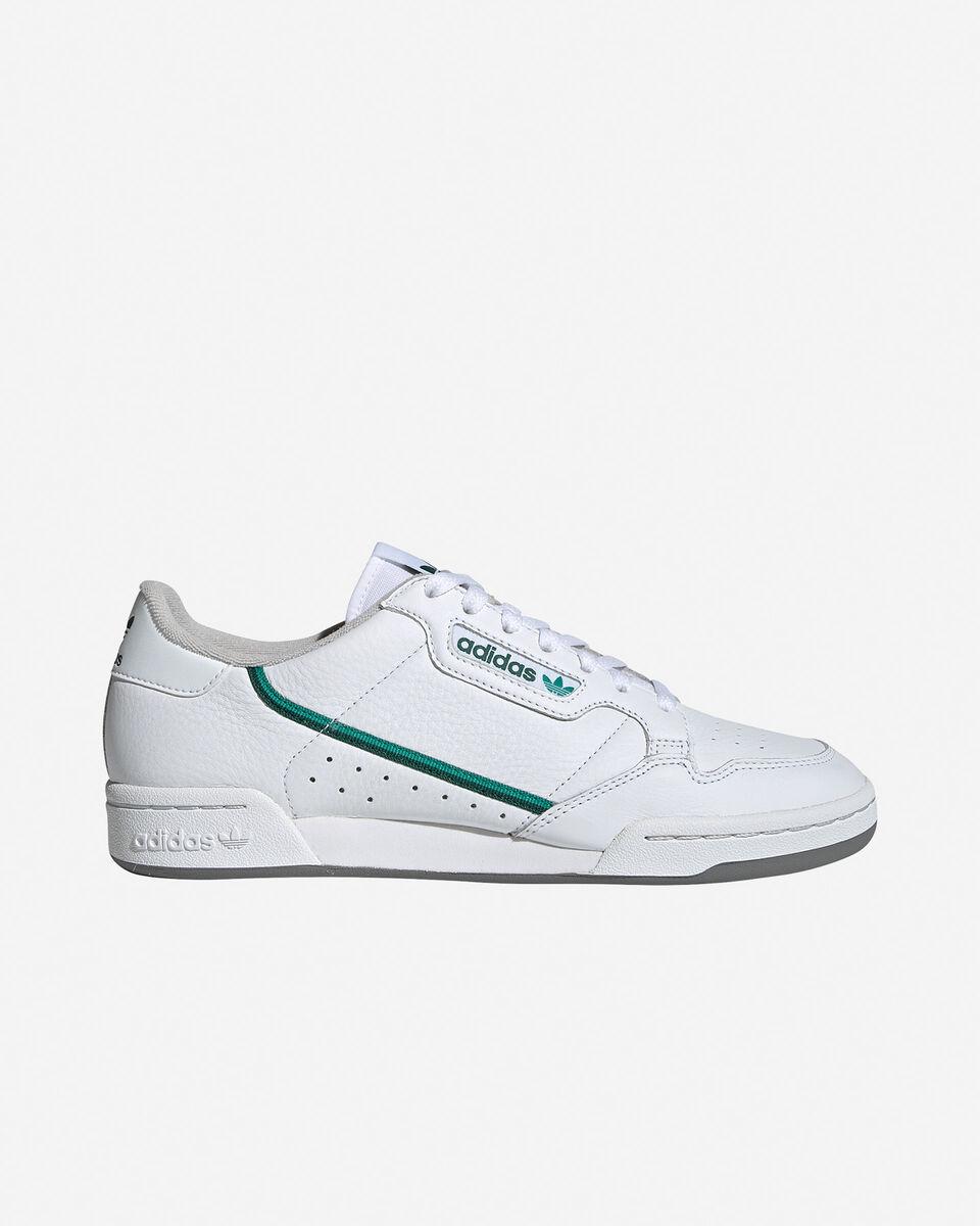 Scarpe sneakers ADIDAS CONTINENTAL 80 M S2020797 scatto 0