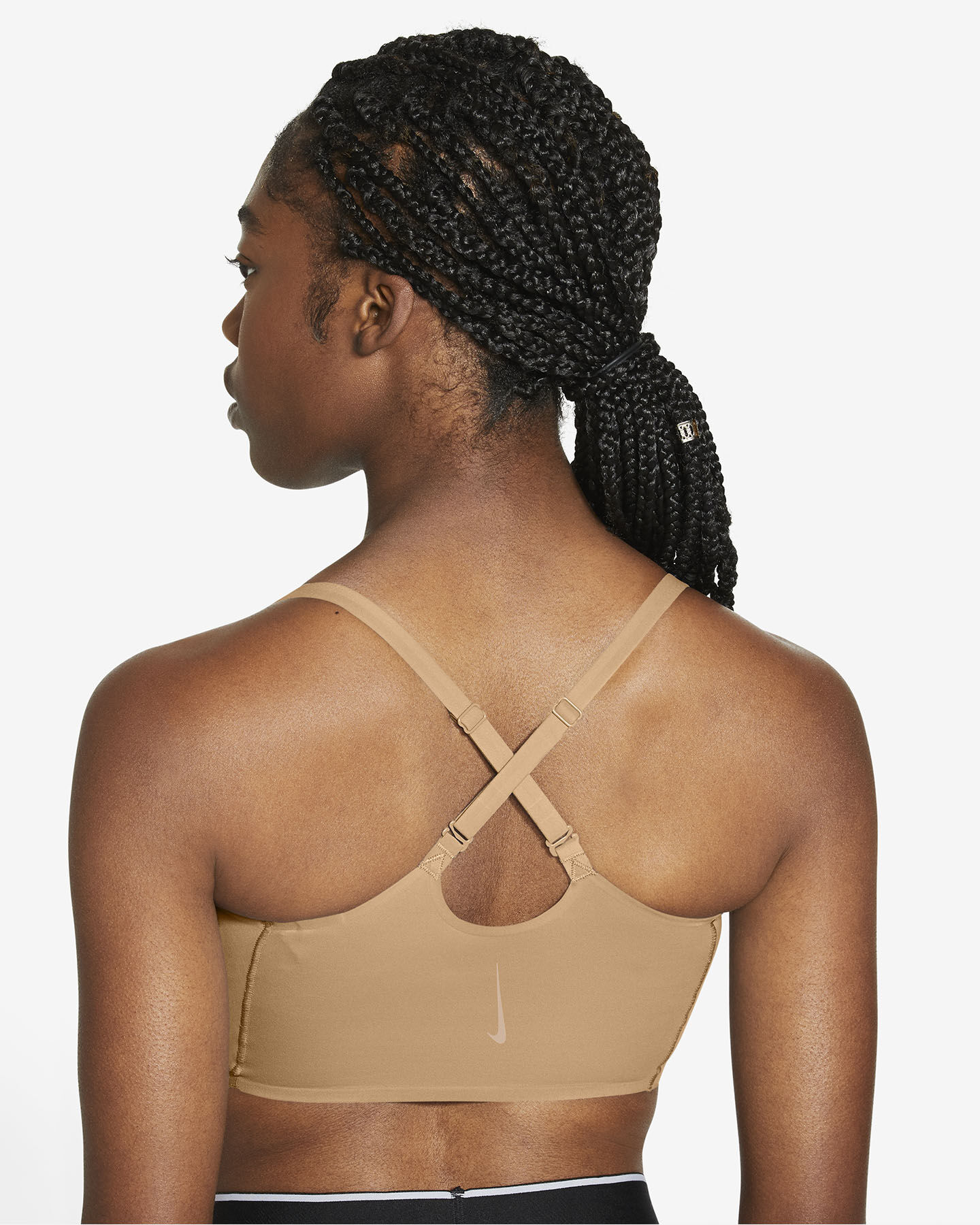 Bra training NIKE INDY LUXE W S5268539 scatto 5