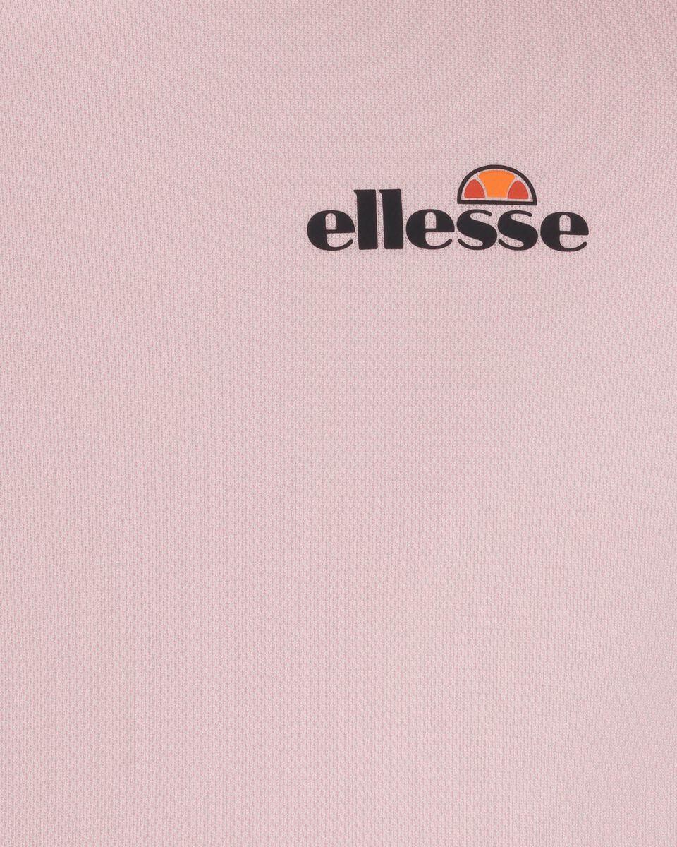 Maglia tennis ELLESSE TENNIS HERITAGE JR S4060256 scatto 2