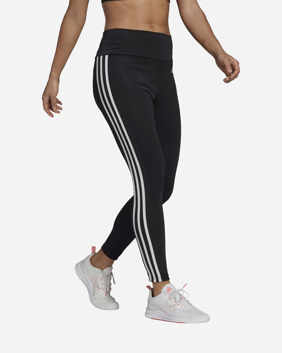 Leggings ADIDAS POLY 3S W S5275029 scatto 3