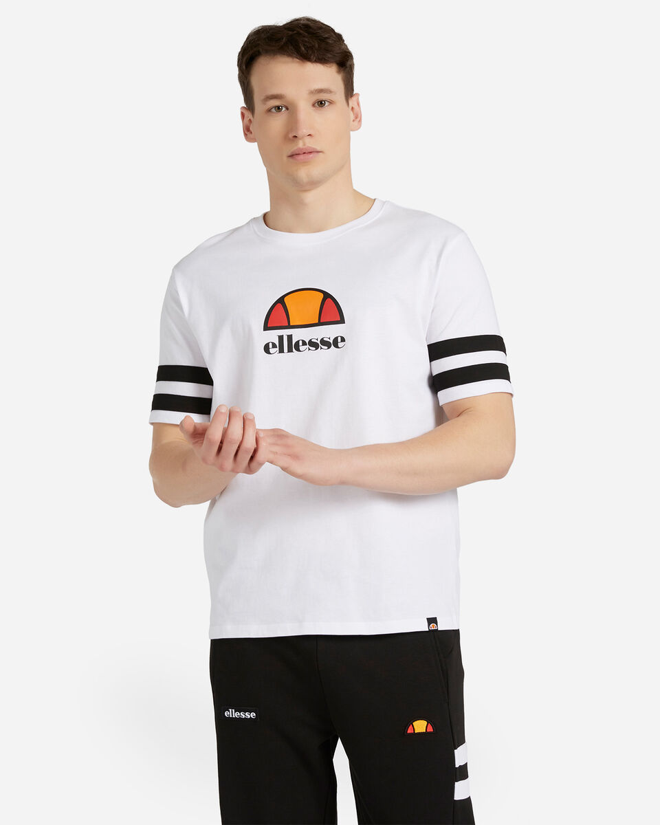 T-Shirt ELLESSE RIMINI M S4087800 scatto 0