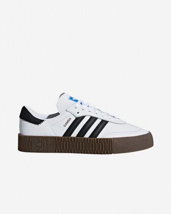 Scarpe sneakers ADIDAS SAMBAROSE W