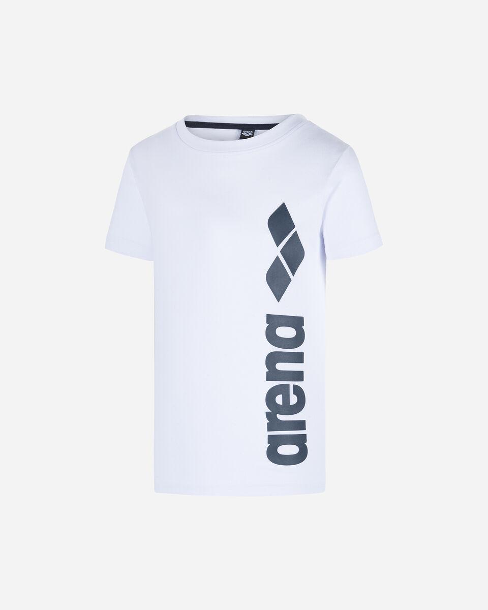T-Shirt ARENA PORTALOG JR S4075101 scatto 0
