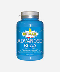 INTEGRATORI ALIMENTARI  ULTIMATE ITALIA ADVANCED BCAA 100 COMPRESSE