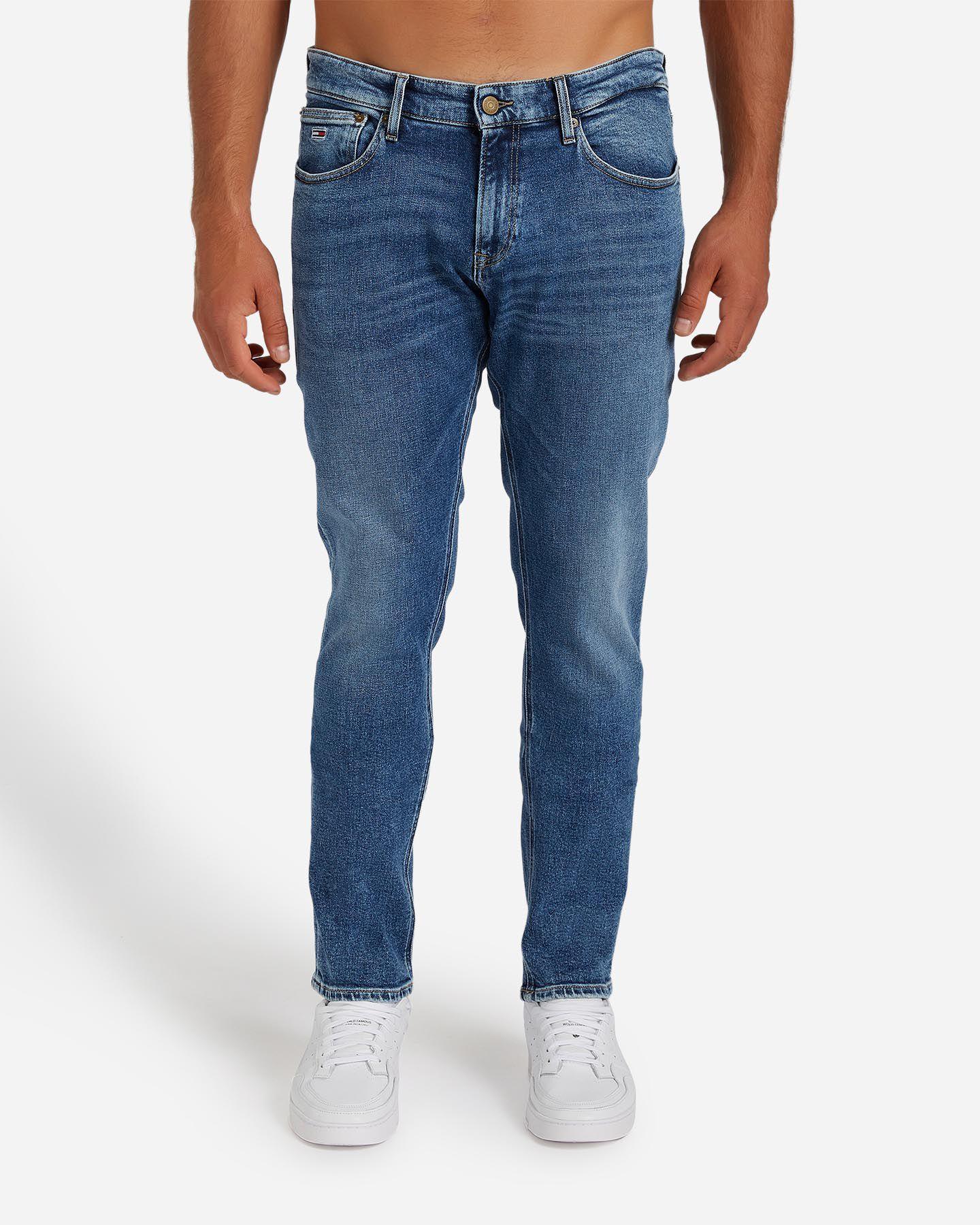 Jeans TOMMY HILFIGER SCANTON SLIM M S4082052 scatto 0