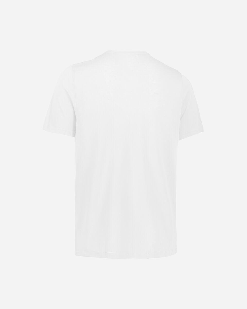 T-Shirt training REEBOK ACTRON LOGO M S5219457 scatto 1