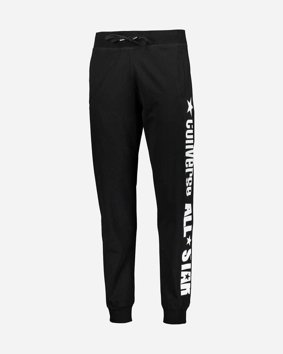 Pantalone CONVERSE LOGO M S5181033 scatto 0