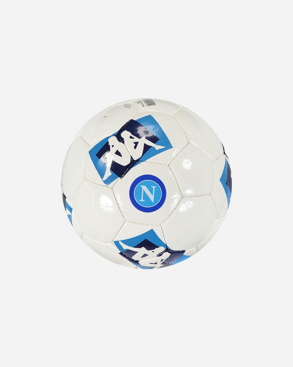Pallone calcio KAPPA NAPOLI MIS 5 S4084268|A00|MIS.5 scatto 0