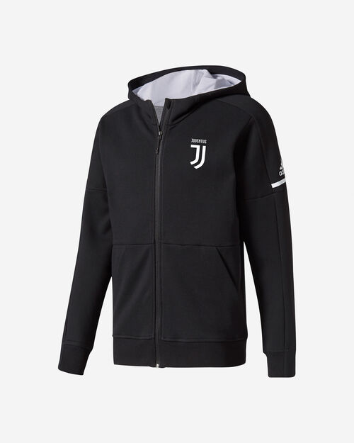 8ee214bb0c1d49 Abbigliamento Calcio Adidas Juventus Anthem Hoodie 17-18 M BP8219 ...