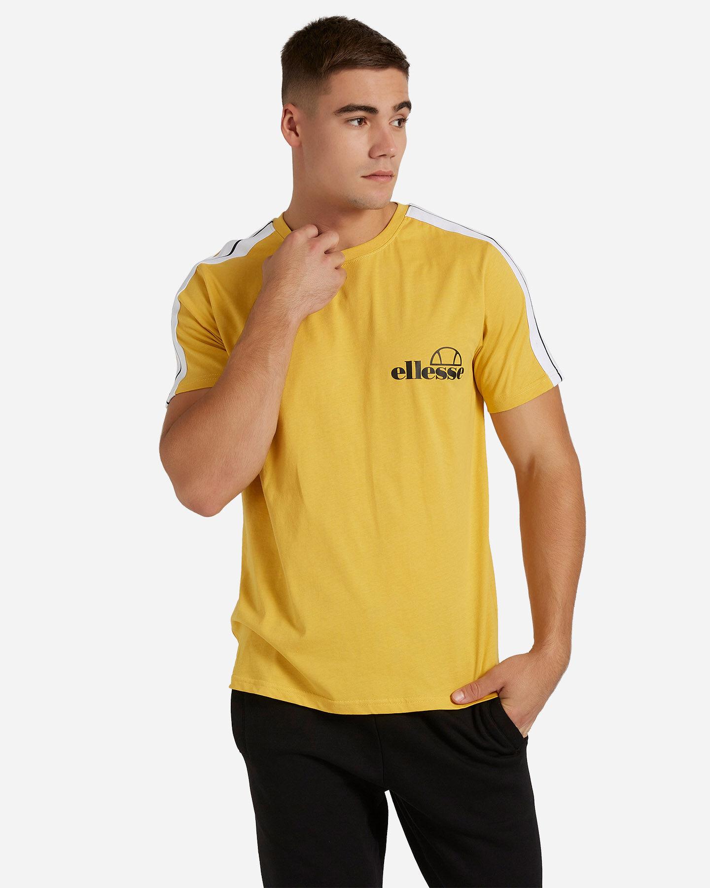 T-Shirt ELLESSE JET STRIPES M S4082140 scatto 0