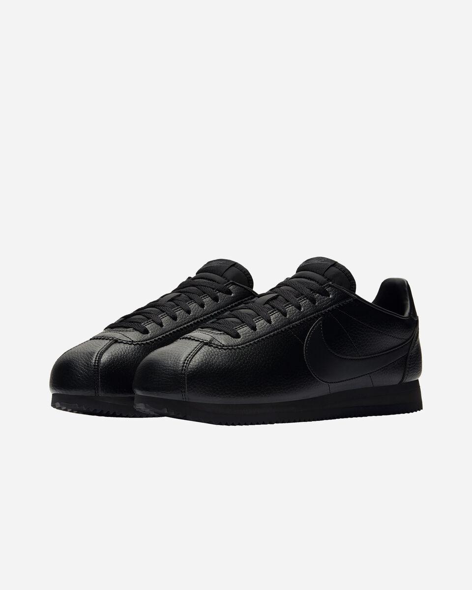 Scarpe sneakers NIKE CLASSIC CORTEZ LEATHER M S4019300 scatto 1