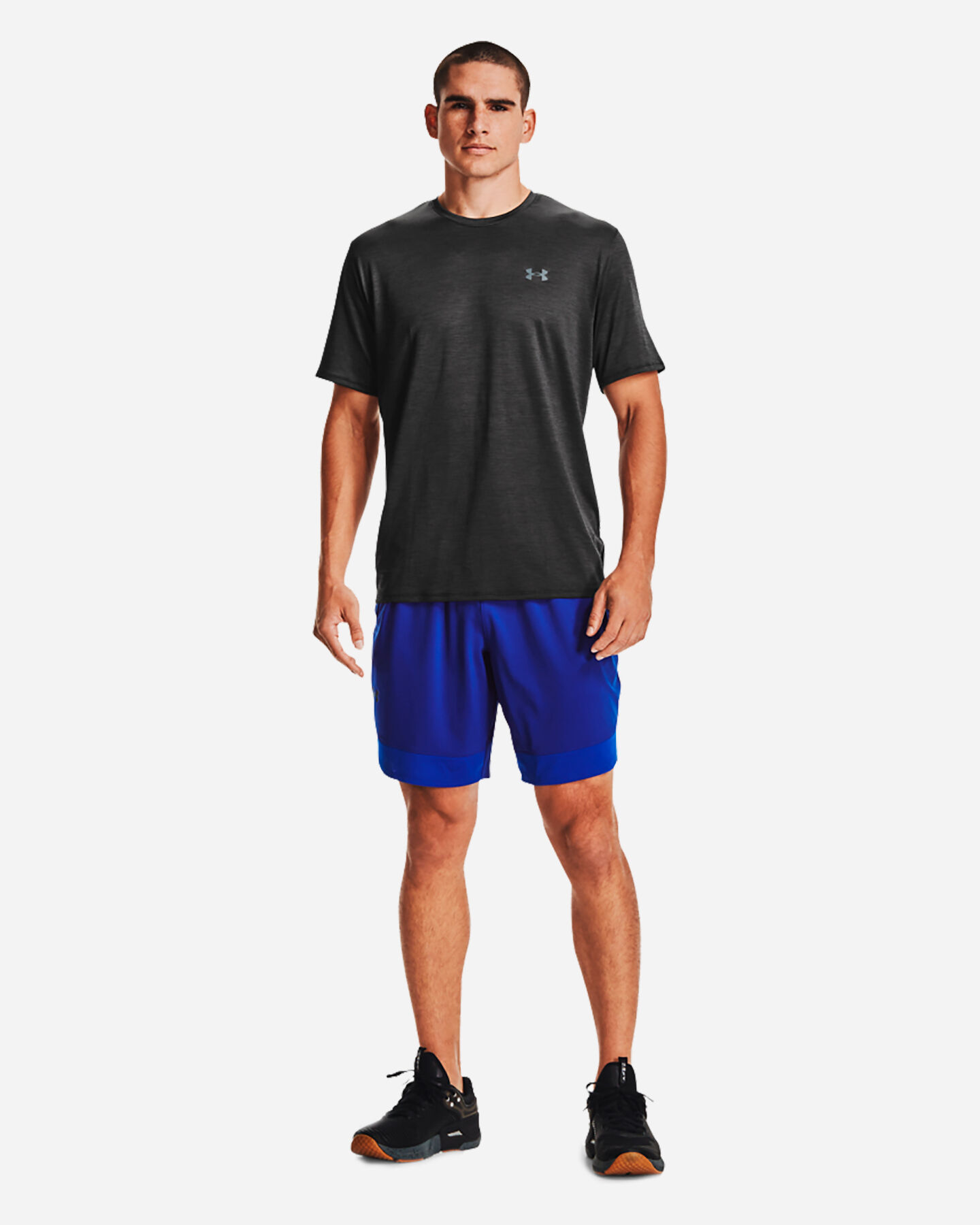 T-Shirt training UNDER ARMOUR TRAINING VENT 2.0 M S5287159 scatto 3