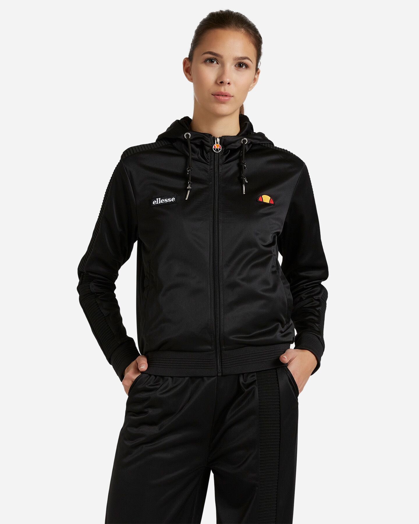 Felpa ELLESSE TRIACETATO W S4081254 scatto 0