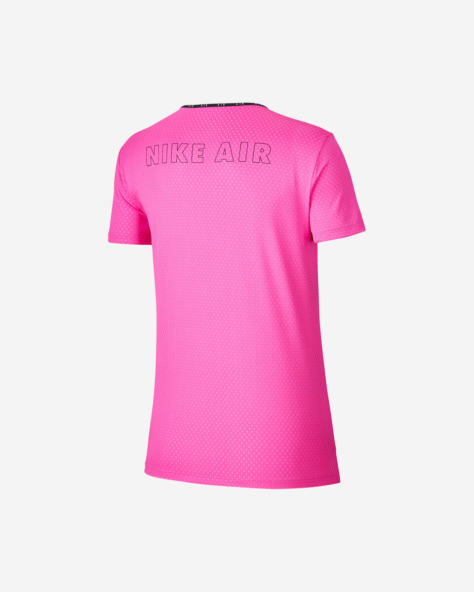 T-Shirt running NIKE AIR TOP W S5164941 scatto 1