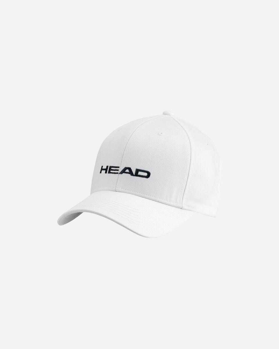 Cappellino HEAD PROMOTION S5221169|WH|UNI scatto 0
