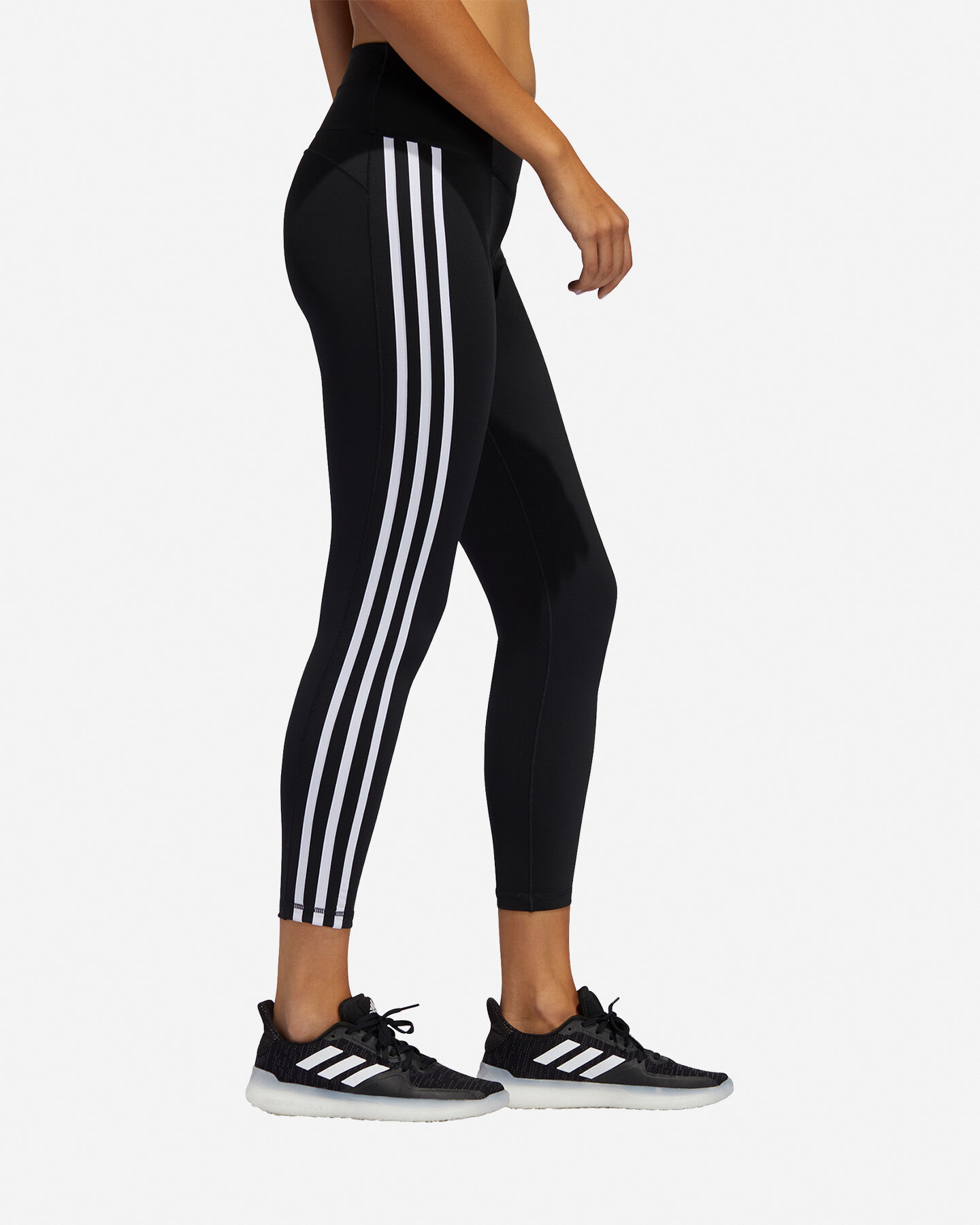 Leggings ADIDAS BELIEVE THIS 2.0 3 STRIPE 7/8 W S5154725 scatto 3
