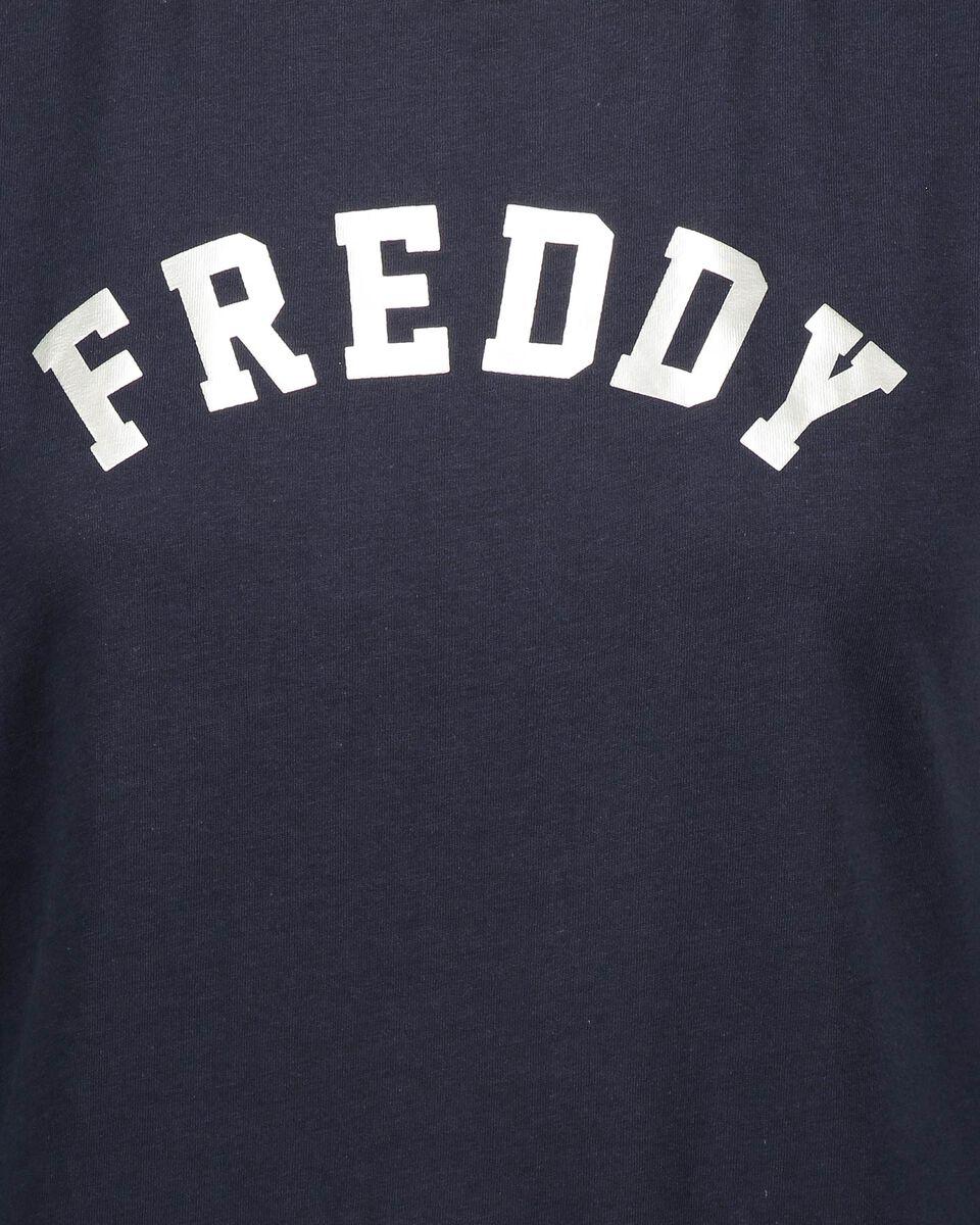 T-Shirt FREDDY BIG LOGO W S5302158 scatto 2