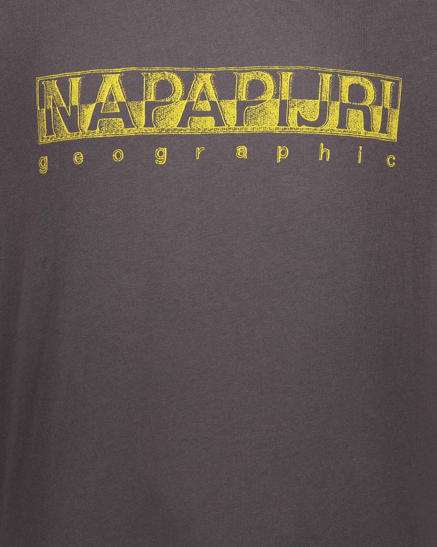 T-Shirt NAPAPIJRI SALLAR SS M S4088826 scatto 2