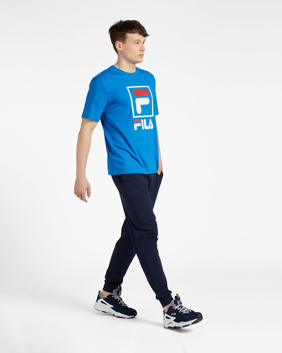 T-Shirt FILA LOGO VINTAGE M S4088402 scatto 3