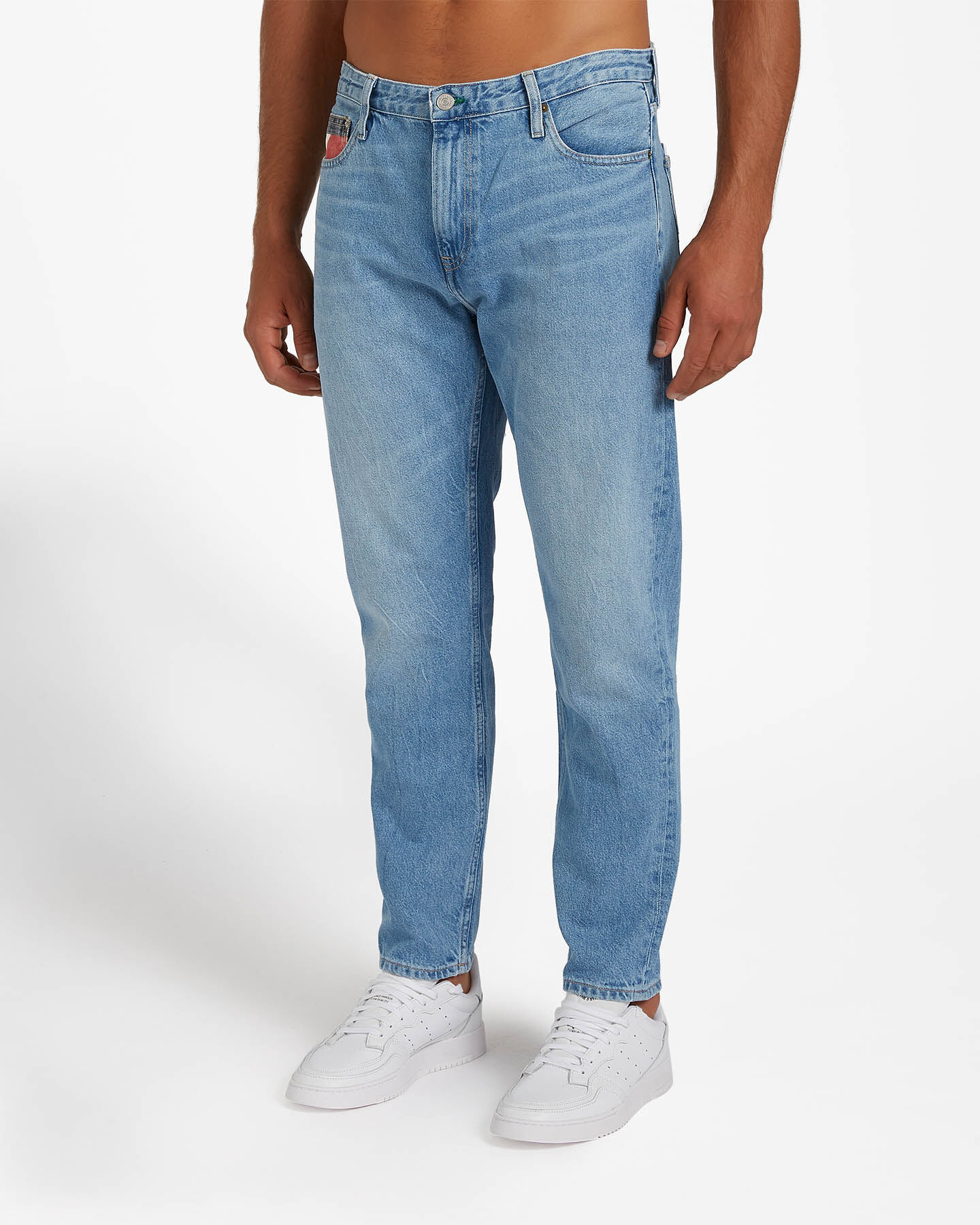 Jeans TOMMY HILFIGER DAD STRAIGHT M S4082066 scatto 2