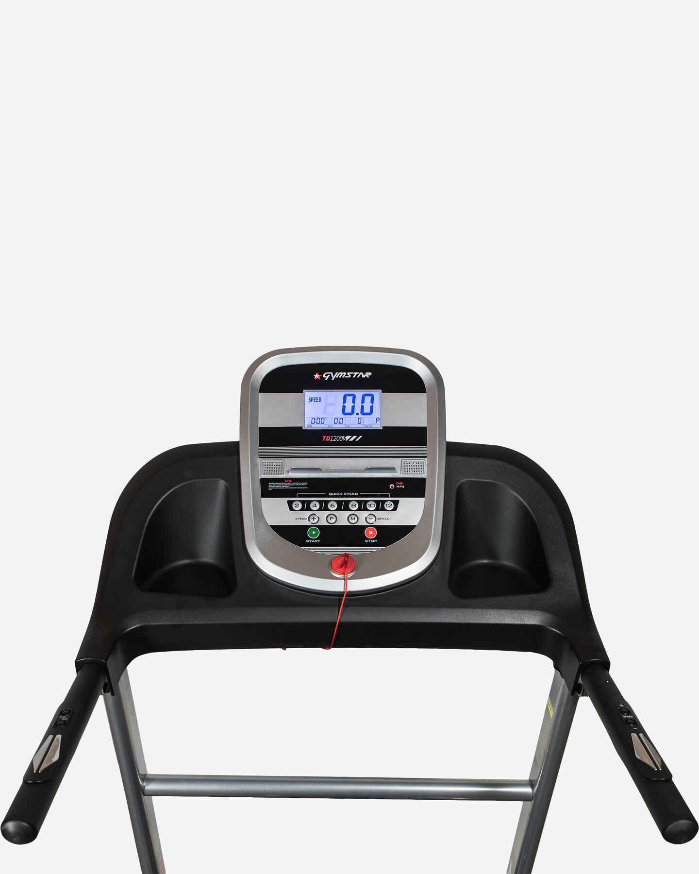 Tapis roulant CARNIELLI GYMSTAR TD 1200S S4031139 1 UNI scatto 2