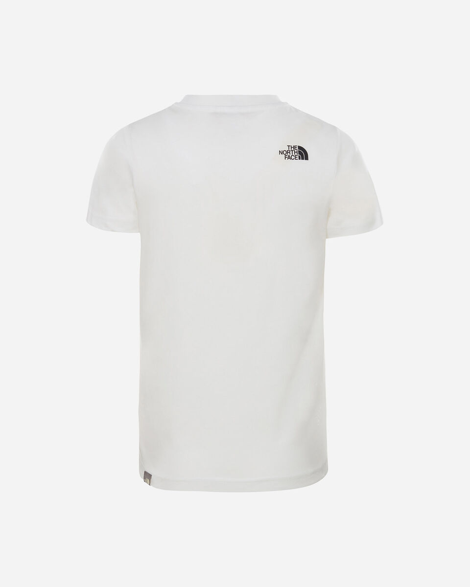 T-Shirt THE NORTH FACE BOX JR S5016006 scatto 1