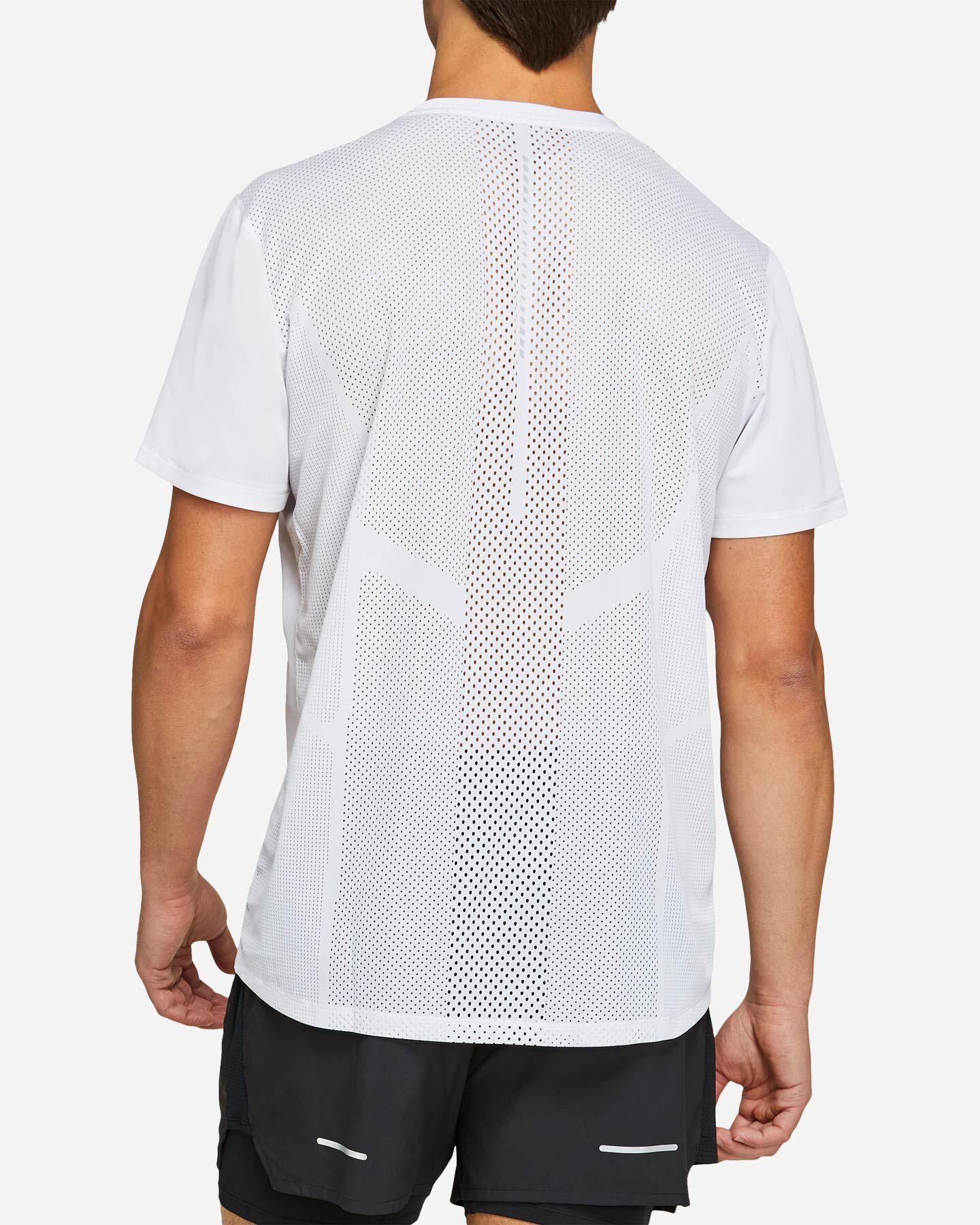 T-Shirt running ASICS FUTURE TOKYO VENTILATE SS M S5213378 scatto 3