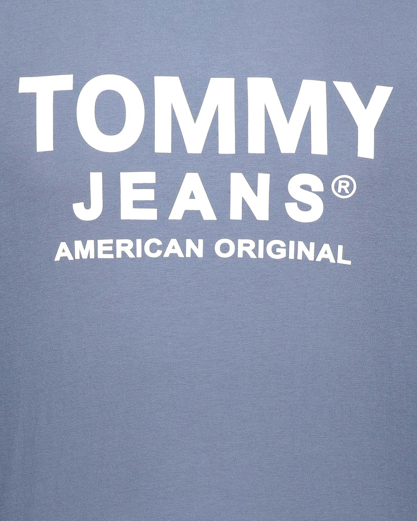 T-Shirt TOMMY HILFIGER LOGO M S4082061 scatto 2