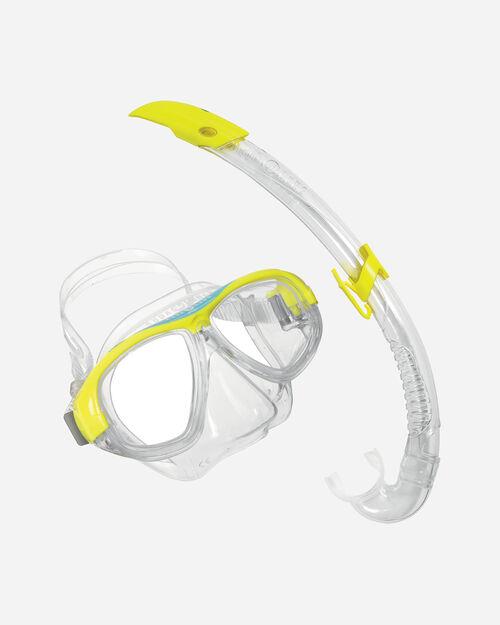 Kit snorkeling AQUALUNG SPORT CORAL LX + AIRFLEX LX