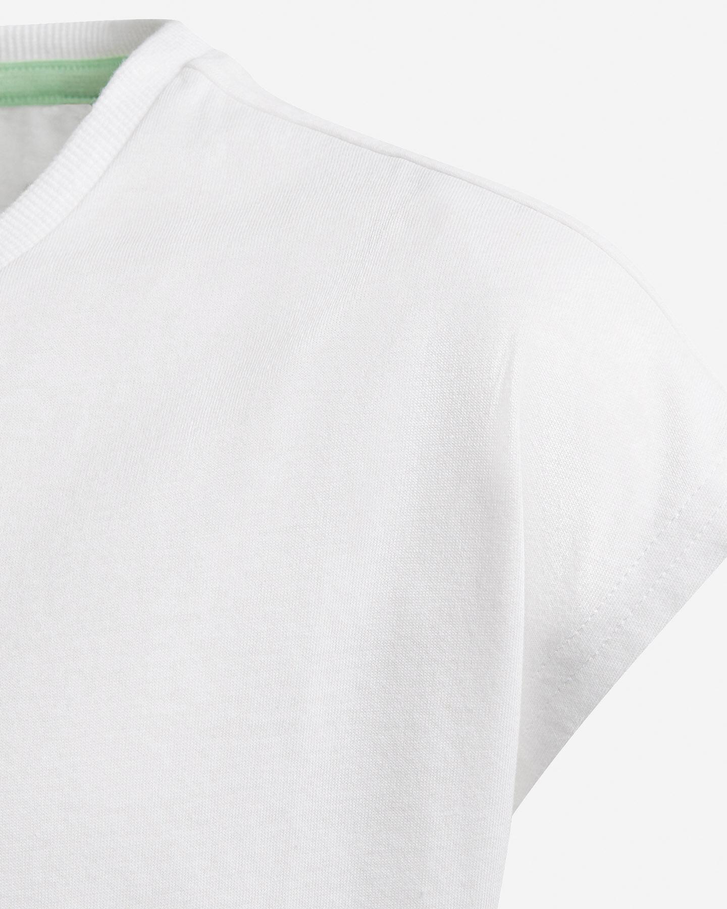 T-Shirt ADIDAS B-LOG JR S5212153 scatto 4