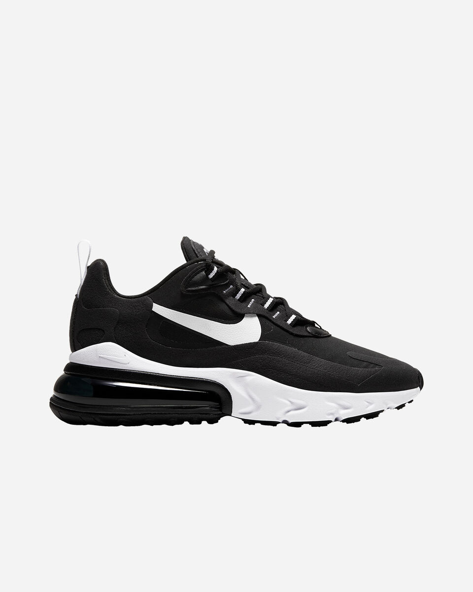 Scarpe sneakers NIKE AIR MAX 270 REACT W S5162250 scatto 0