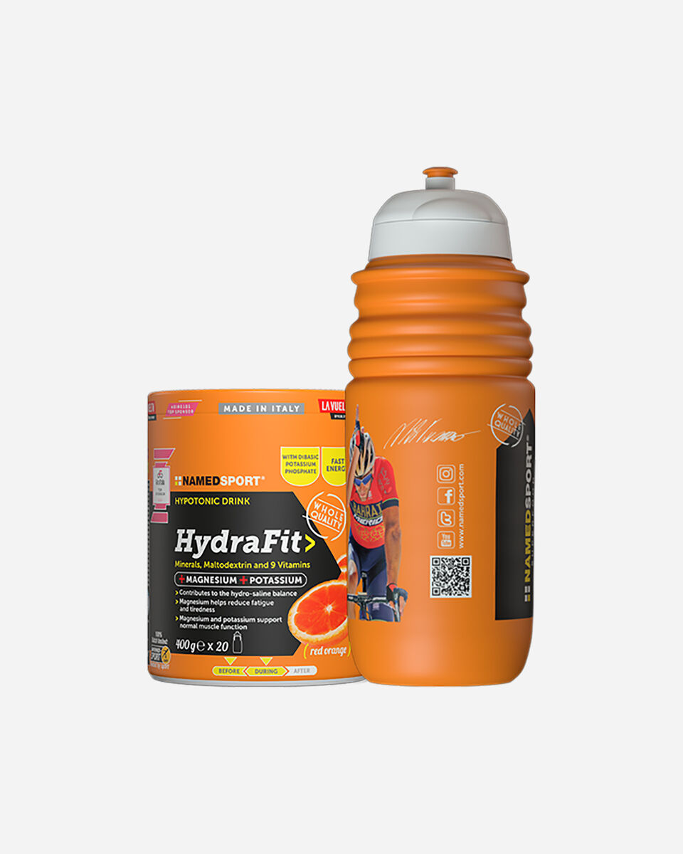 Energetico NAMED SPORT HYDRAFIT 400 ML S1301204 1 UNI scatto 0
