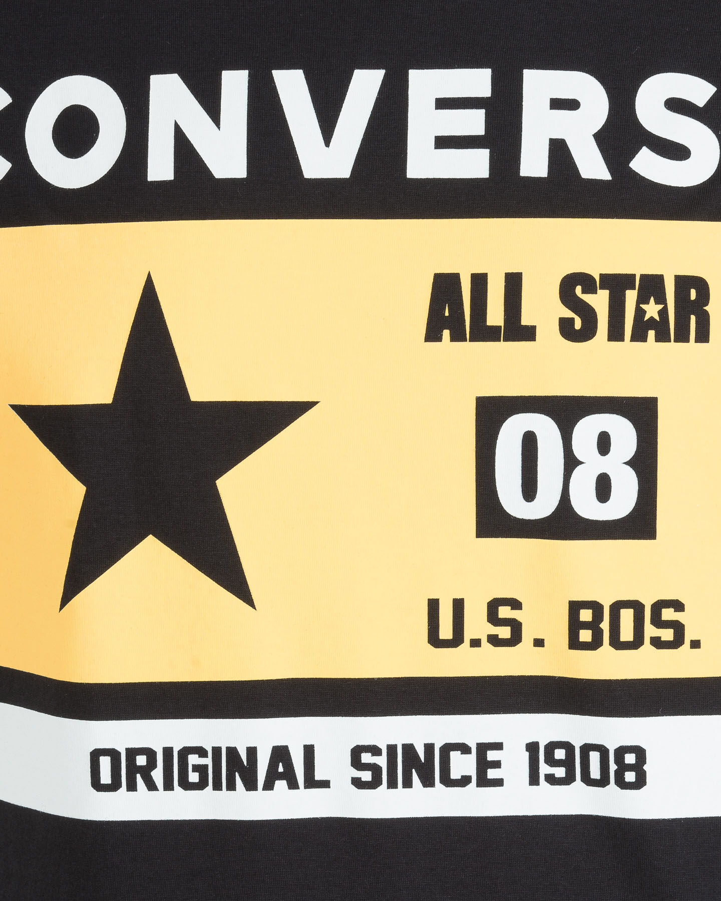 T-Shirt CONVERSE HERITAGE M S5244065 scatto 2