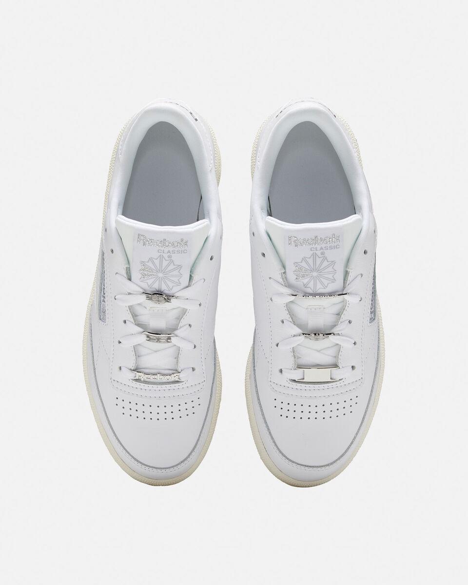 Scarpe sneakers REEBOK CLUB C 85 W S5144237 scatto 4