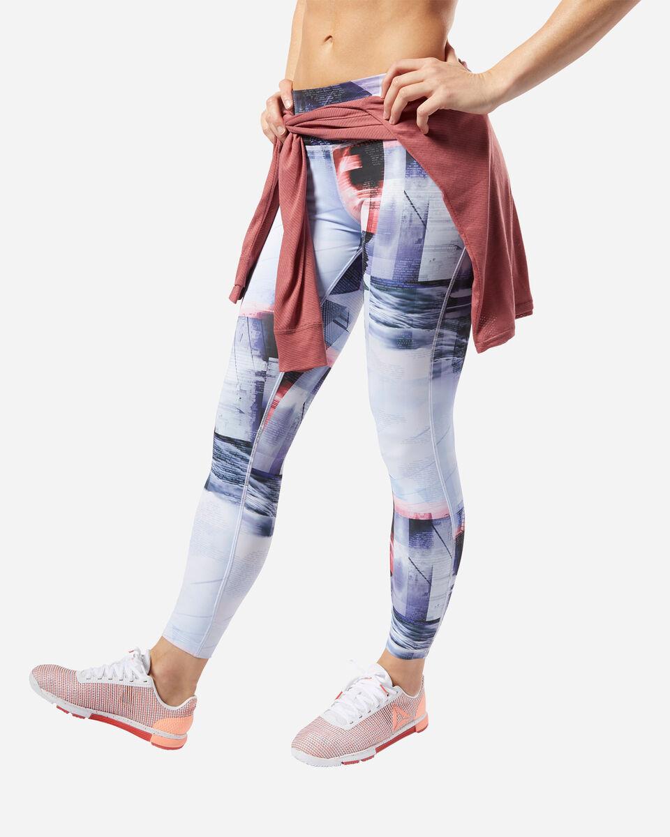 Leggings REEBOK TRAINING W S5081741 scatto 2