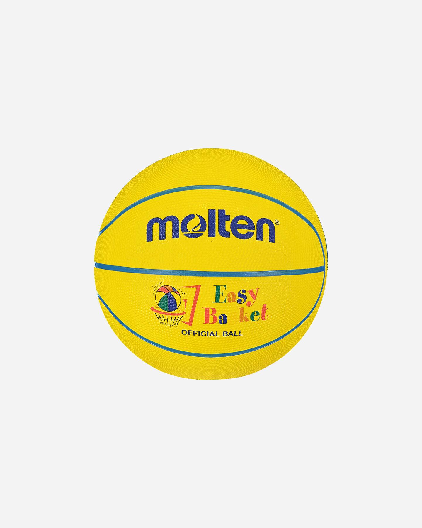Pallone basket MOLTEN EASY BASKET S1262942|1|UNI scatto 0